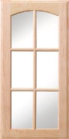 Arch Mullion Glass