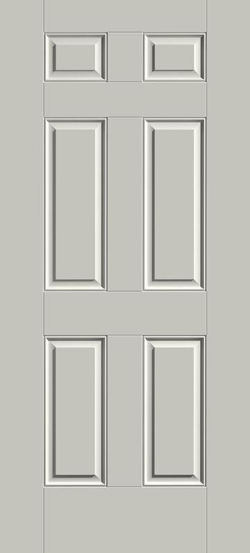 S210 - 6-Panel Front Door
